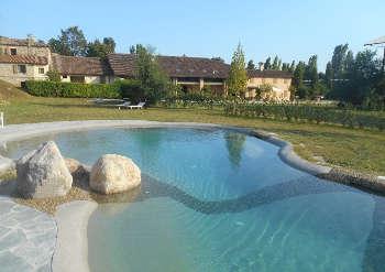 Lago balneabile conte emo capodilista for Lago villa del conte