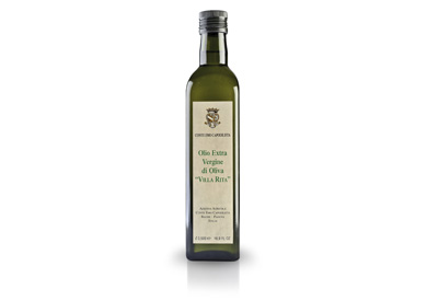Extra Virgin Olive Oil Colli Euganei Villa Rita